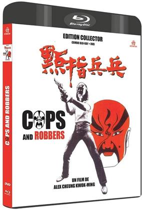 Cops and Robbers (1979) (Collector's Edition, Blu-ray + DVD)