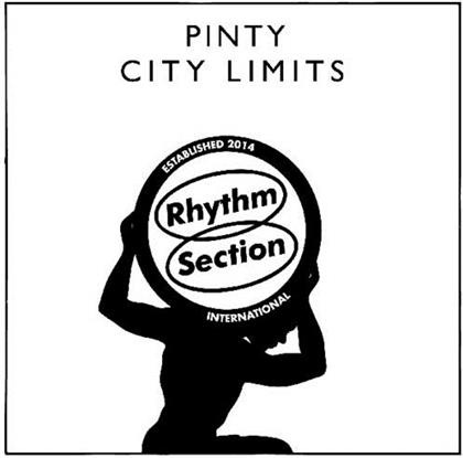 "Pinty - City Limits (Extended Play, 12"" Maxi)"