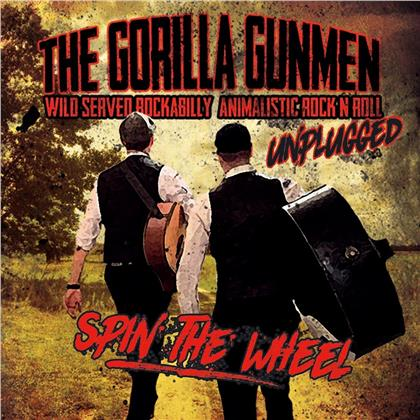 "Gorilla Gunmen - Spin The Wheel EP (Limited Edition, 7"" Single)"