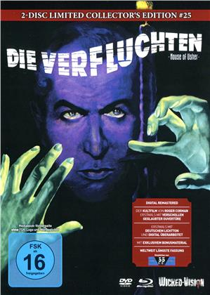 Die Verfluchten (1960) (Cover B, Limited Edition, Mediabook, Blu-ray + DVD)