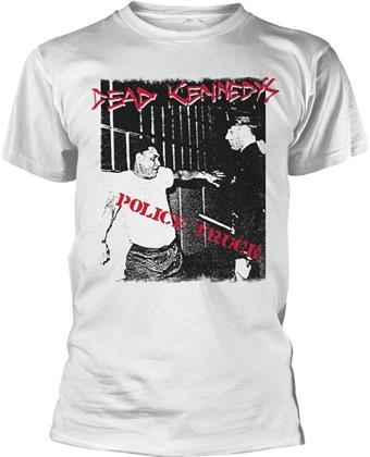 Dead Kennedys - Police Truck (White)