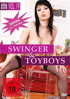 Swinger & Toyboys - Sex & Fun-Box - Vol. 19 (3 DVDs)