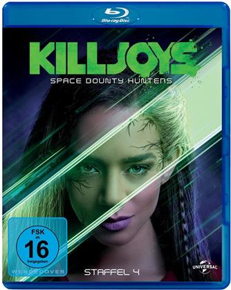 Killjoys - Staffel 4 (2 Blu-rays)