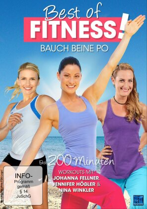 Best of Fitness - Bauch Beine Po