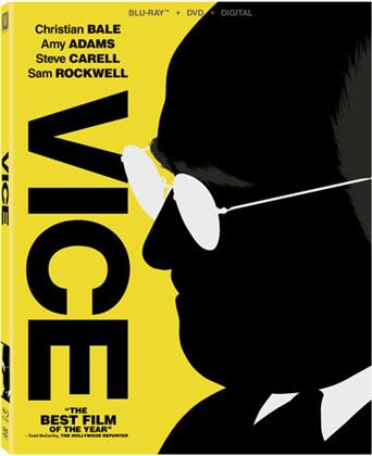Vice (2018) (Blu-ray + DVD)