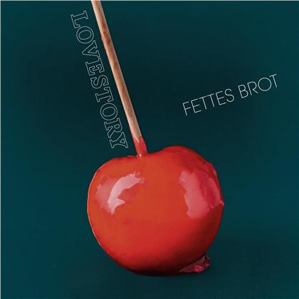 Fettes Brot - Lovestory (Boxset, Limited Edition, 2 LPs + CD)