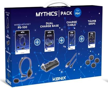 KÖNIX - Mythics Accessories Pack for Playstation 4