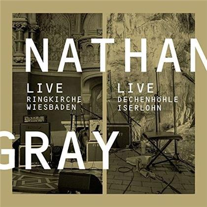 Nathan Gray (Of BoySetsFire) - Live In Wiesbaden/Iserloh (LP + DVD)