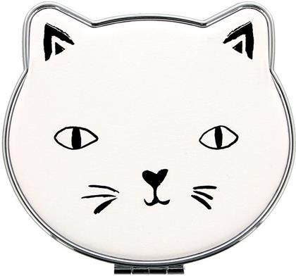 Cat Lady Compact Mirror