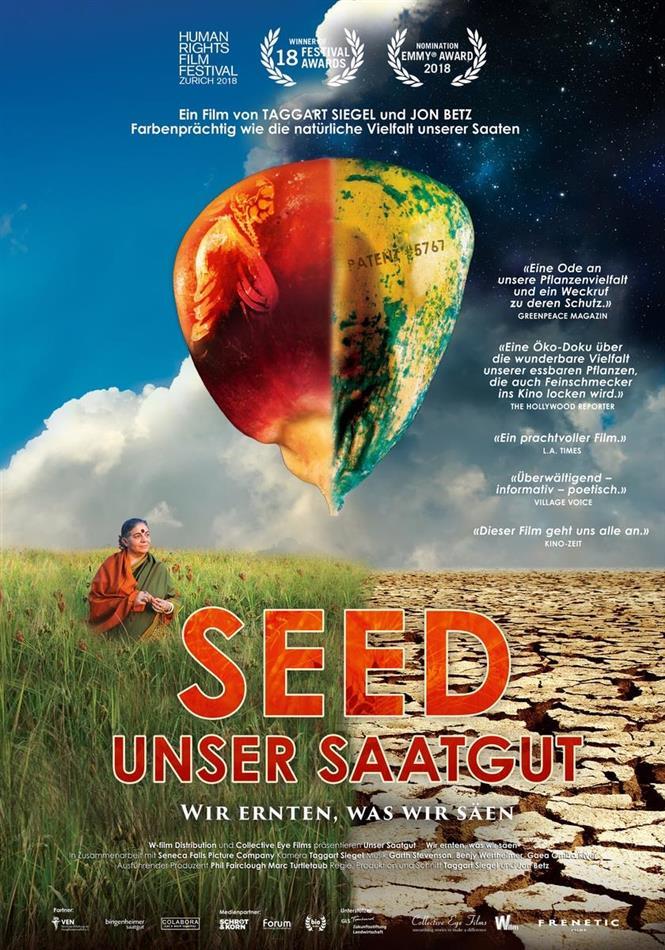 Seed - Unser Saatgut Cover