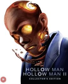 Hollow Man / Hollow Man 2 (Collector's Edition, 2 Blu-rays)