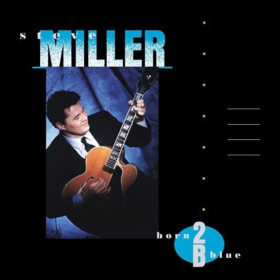Steve Miller - Born To Be Blue (2019 Reissue, Limited Edition, LP)