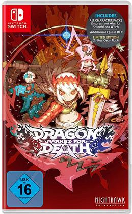 Dragon - Marked for Death (D) [NSW]