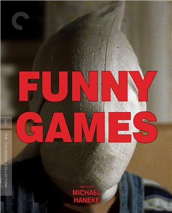 Funny Games (1997) (Criterion Collection)