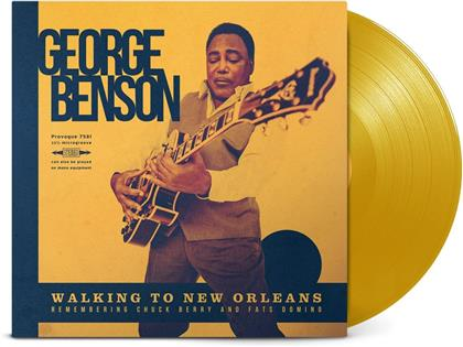 George Benson - Walking To New Orleans (Limited Edition, Colored, LP)
