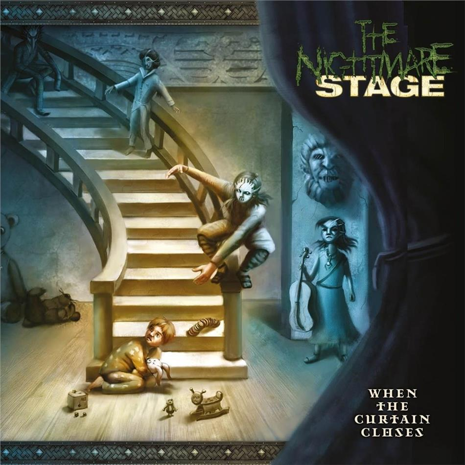 Nightmare Stage - When The Curtain Closes
