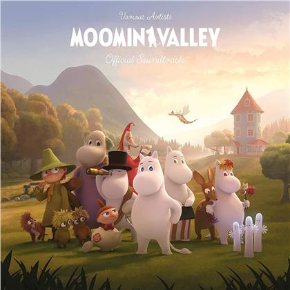 Moominvalley - OST (Version 2, Snorkmaiden, White Vinyl, Picture Disc, LP)