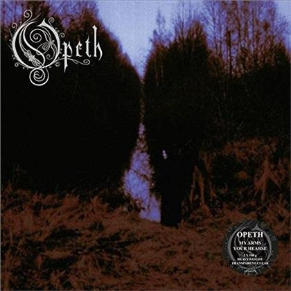 Opeth - My Arms Your Hearse (2019 Reissue, Limited Edition, Yellow/Blue Record, 2 LPs)