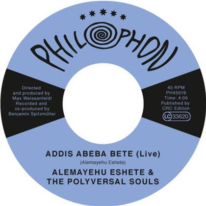 "Polyversal Souls - Addis Abeba Bete (7"" Single)"