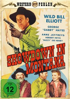 Showdown in Montana (Western Perlen)