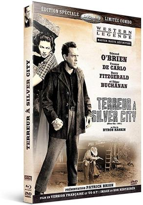 Terreur à Silver City (1951) (Restaurierte Fassung, Special Edition, Blu-ray + DVD)