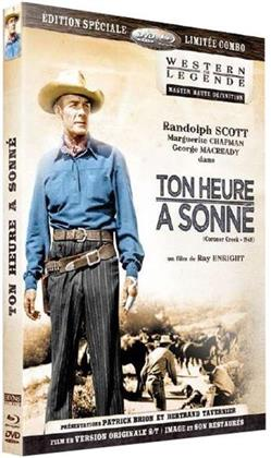 Ton heure a sonné (1948) (Restaurierte Fassung, Special Edition, Blu-ray + DVD)