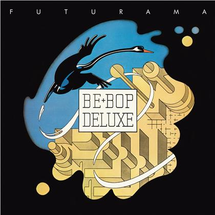 Be-Bop Deluxe - Futurama (Extended Edition, 3 CD + DVD)