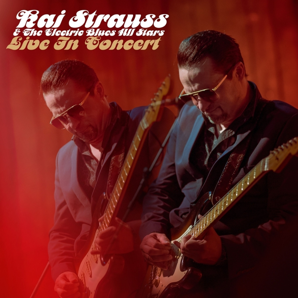 Kai Strauss & The Electric Blues - Live in Concert (Digipack, 2 CDs)