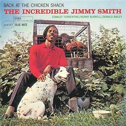 Jimmy Smith - Back At The Chicken Shack (2019 Reissue, Wax Love, LP)