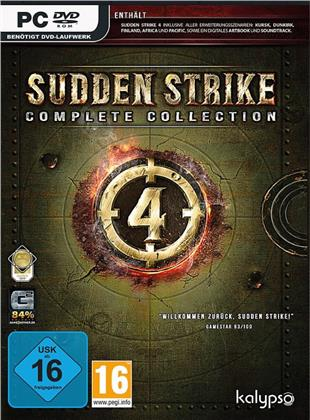 Sudden Strike 4 - Complete Collection