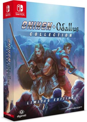 Oniken + Odallus Collection (Limited Edition)
