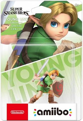 Amiibo Super Smash Bros. Series Figure Young Link