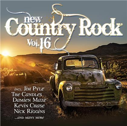 New Country Rock Vol. 16