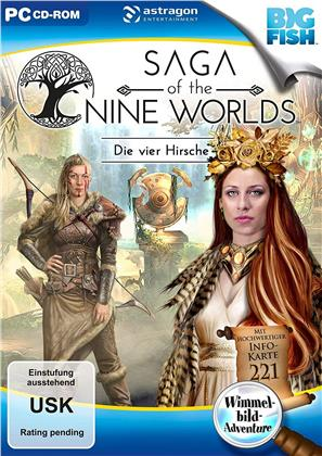 Saga of the Nine Worlds - Vier Hirsche