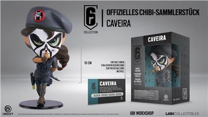 Six Collection: Caveira Figur inkl. Ingame Code - Serie 3