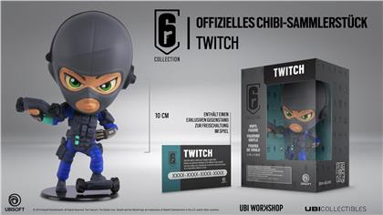 Six Collection: Twitch Figur inkl. Ingame Code - Serie 3
