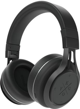 Kygo A9/600 BT OverEar Headphones - black