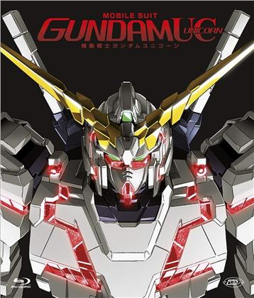 Mobile Suit Gundam Unicorn - Complete OAV Box-Set - Standart Edition (3 Blu-rays)