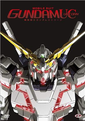Mobile Suit Gundam Unicorn - Complete Oav Box-Set - Standart Edition (4 DVDs)