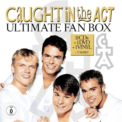 Caught In The Act - The Ultimate Fan Box (+ T-Shirt, 11 CDs + DVD)