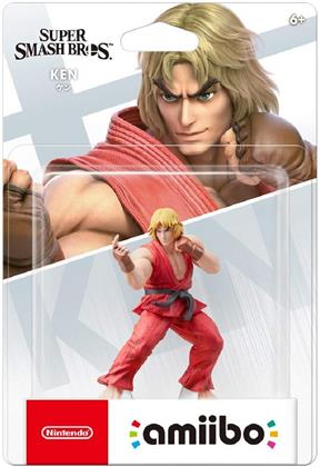amiibo Super Smash Bros. Series Figure Ken