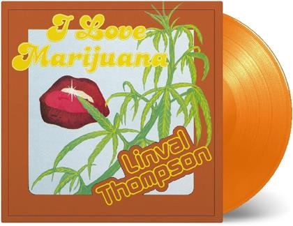 Linval Thompson - I Love Marijuana (Music On Vinyl, 2019 Reissue, LP)