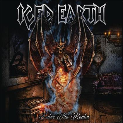 Iced Earth - Enter The Realm (Extended Play, LP)