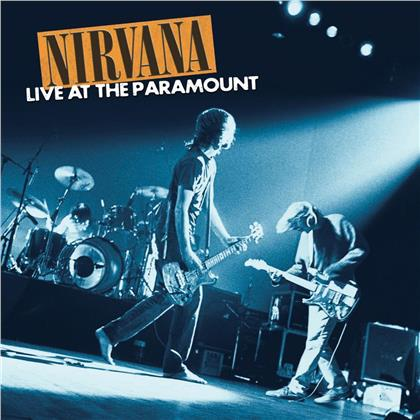 Nirvana - Live At The Paramount (2 LPs)