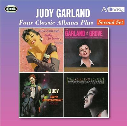 Judy Garland - Four Classic Albums Plus (2 CDs)