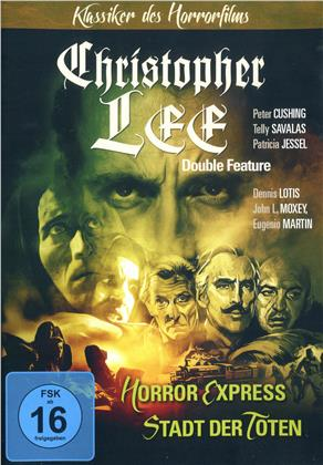 Christopher Lee Double Feature - Horror Express / Stadt der Toten
