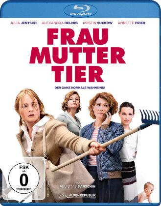 Frau Mutter Tier (2019)