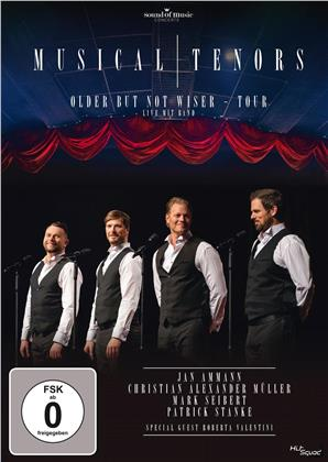 Musical Tenors - Older but not wiser Tour