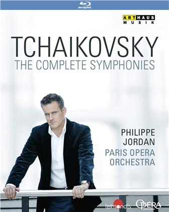 Tchaikovsky - The Complete Symphonies [3 BRs]