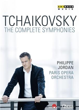 Tchaikovsky - The Complete Symphonies [3 DVDs]